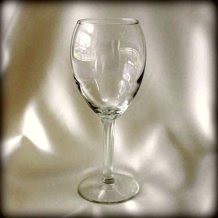 Footed Wine Glass 12.5 ounce
