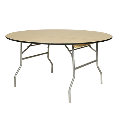 5' Round Table - Seats 8-10