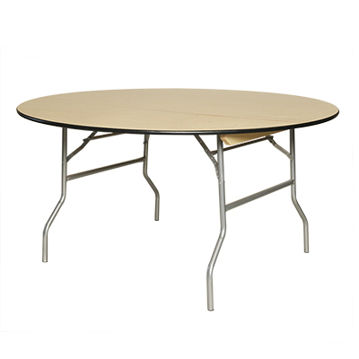 6' Round Table - Seats 10-11