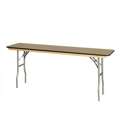 6' and 8' Classroom or Skinny Tables - only 18