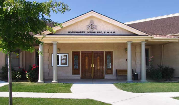 Masonic Lodge in Sparks, Nevada