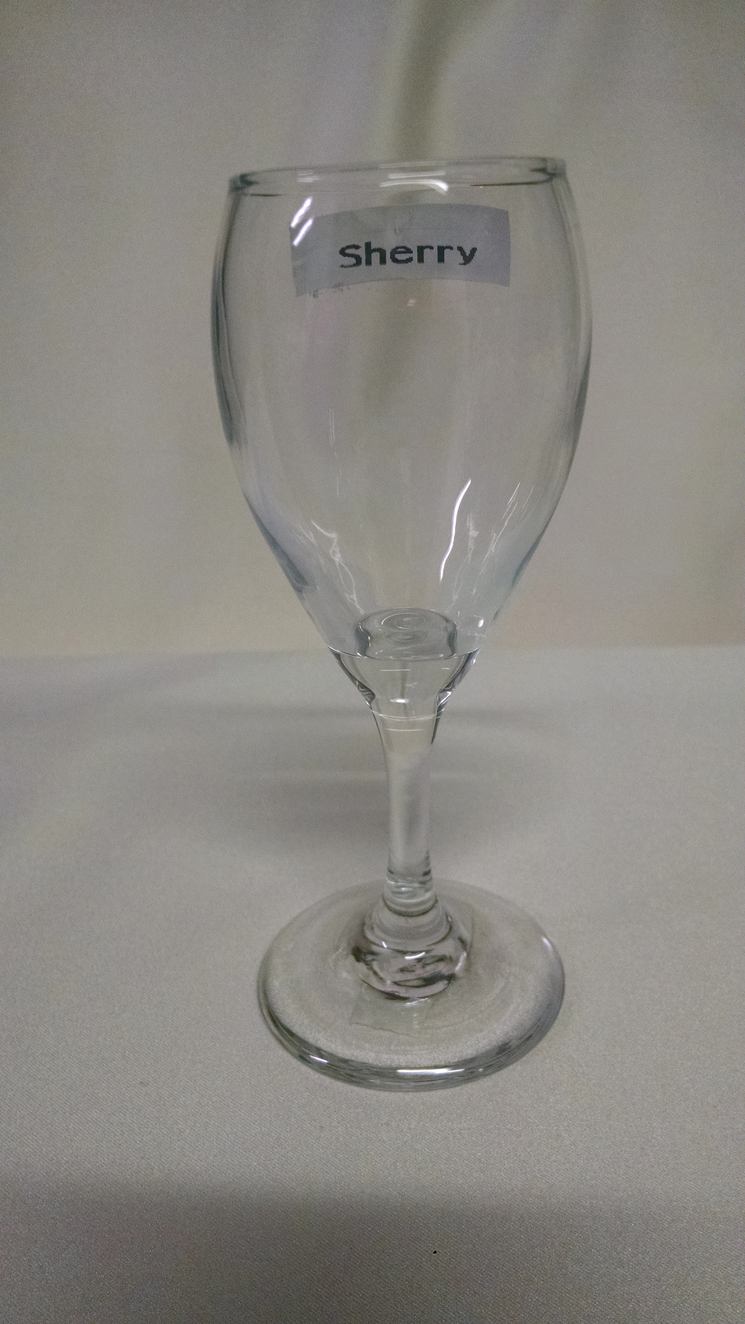 Sherry Glass or Dessert Wine Glass for Rent