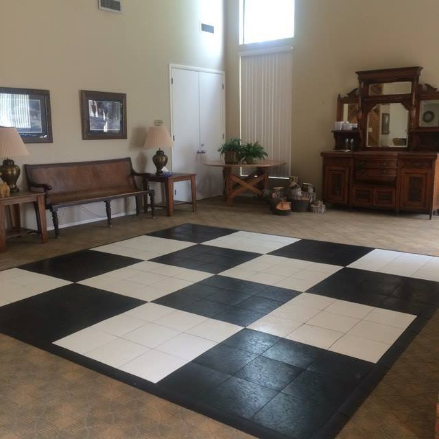 Dance Floor Rental For Any Size Event All Occasion Rentals - Discount dance flooring