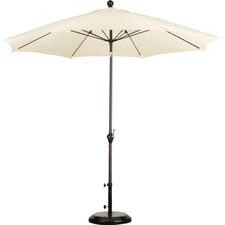 Rent Off White Market Umbrellas for needed shade (not water proof)