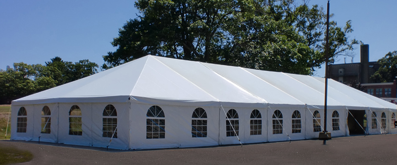 40' x 160' with French Window Panels