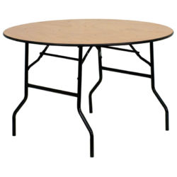 "48"" round table for rent in Reno"