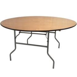 5' Round Table Rental in Reno