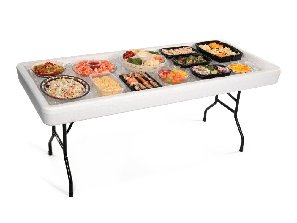 Fill-N-Chill Table