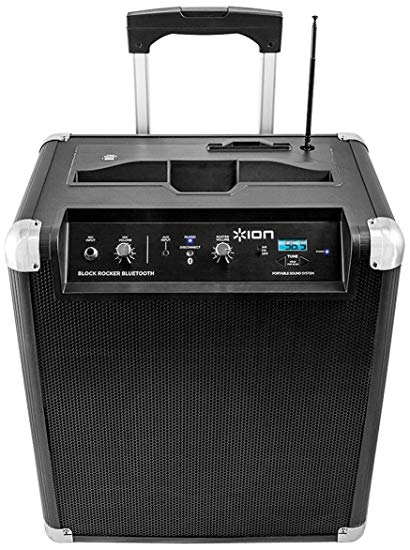 Portable PA System with IPOD Docking Station