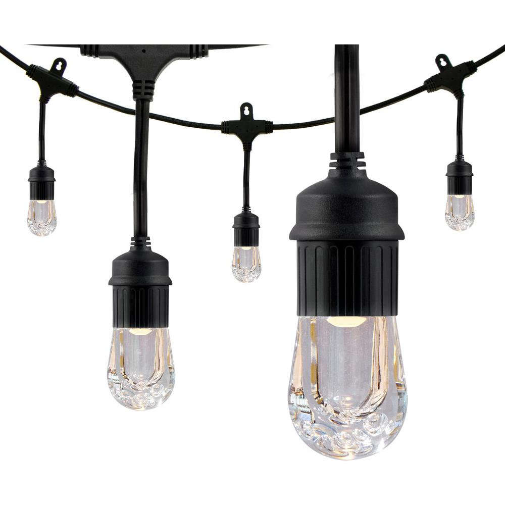 Tuscany Bare Bulb Light Strands 48'