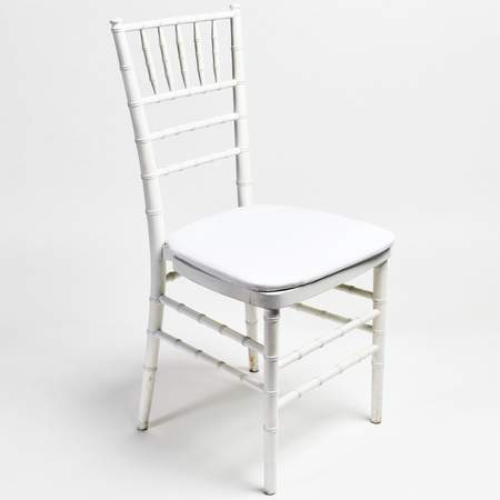 White Chaivari Chair